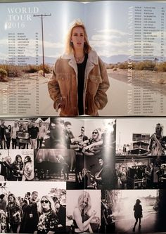 "mermaid-glimmer: "" Ellie Goulding - Delirium World Tour (Official Programme) """