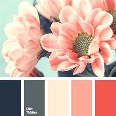 French Terry Knit Palette Bundle is part of Living Room Colors Schemes - Colour Pallette, Colour Schemes, Color Combos, Color Schemes For Bedrooms, Color Schemes With Gray, Coral Color Decor, Color Schemes Colour Palettes, Modern Color Palette, Beautiful Color Combinations
