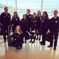 Coolidge FFA touched down in Indianapolis! Excited to Kick off the 89th National Convention in the Circle City! #nationalconvention #Indianapolis #transformffa