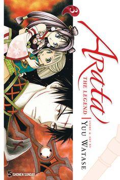 Arata: The Legend 3