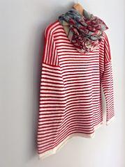 Ravelry: Frambueiser's Striped Spring Shirt