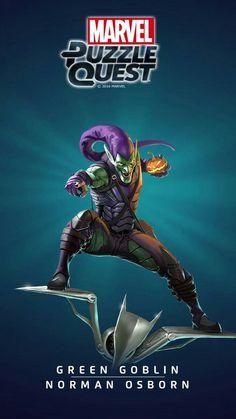 Green Goblin Norman Osborn
