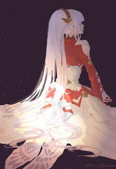 Tales of Zestiria : Lailah by Yun-Afezeria