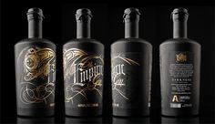 The Empiric (gin), from Arbutus Distillery (www.arbutus-distillery.com).  Product Naming, Branding and Packaging Design by Hired Guns Creative (www.hiredgunscreative.com). Photography by Sean Fenzl (www.seanfenzl.com).