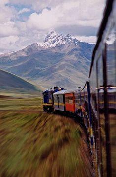 Trans-Siberian Railw