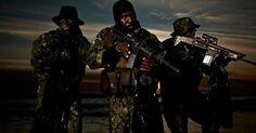 osCurve   Contactos : La historia secreta del grupo de fuerzas especiale...