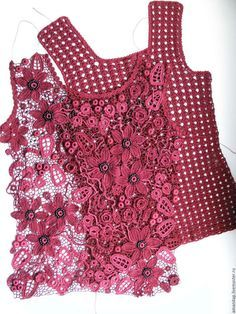 28 best ideas for crochet lace top pattern ganchillo - Crochet Cardigan Au Crochet, Black Crochet Dress, Crochet Cardigan, Lace Sweater, Pull Crochet, Mode Crochet, Knit Crochet, Crochet Lace Tops, Irish Crochet Patterns