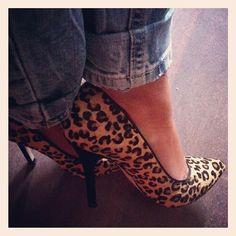 ALDO Leopard Leopard Print Heels, Aldo, Stiletto Heels, Kitten Heels, Outfits, Shoes, Fashion, Moda, Suits
