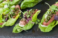 Green Feast grass feed beef wrap featuring Debra Sims
