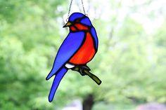 $20 Bluebird suncatcher