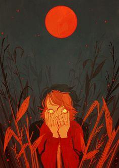 """ghostbri: """"scarecrow, scarecrow """""""