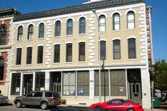 Missouri Valley Trust Company Historic District in Buchanan County.