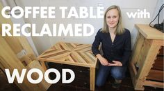 SUBSCRIBE FOR WEEKLY PROJECT VIDEOS! This week's project is building a rustic coffee table with reclaimed boards from the salvage yard. Darbin Orvar Shoppe: ...