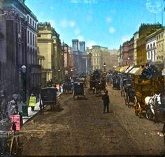 Regent Street 1900,London