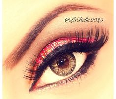 Pink Pink Eyeshadow, Everything Pink, How To Do Nails, Mascara, Brows, Eye Makeup, Hair Beauty, Girly, Make Up