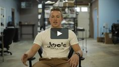 The Story Behind JoesGE - Joe, an entrepreneur, is growing rapidly in his electronic repair business. Watch to know more of his story!