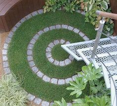 website with garden design principles but i really like this circle pattern green pinterest circle pattern gardens and proven winners
