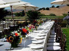 Rancho Nicasio Wedding Marin County Wedding Locations Marin Rehearsal Dinner Locations 94946