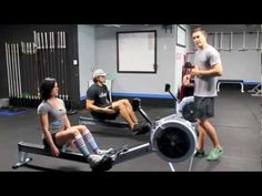 How to Get Better at Rowing and Improve Your WOD's. WODshop.com