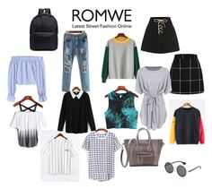 """""""ROMWE thing´s i want"""" by evelina-hagstrom on Polyvore"""