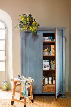La casa con Chalk Paint de Neus, de Crea, Decora Recicla