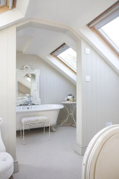 Loft Bathroom, Light airy and spacious