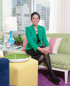 CEO Mom Anna Maria Chávez Leads the Girl Scouts of the USA
