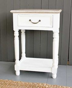 Florence Side Table - - Hicks and Hicks Home Furnishings, Nightstand, Florence, Interior Design, Foot Stools, Room, Side Tables, Furniture, Interiors
