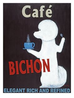 Bichon Art Print at AllPosters.com