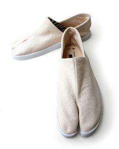 """Split-toe Shoes, """"Nagisa"""""""