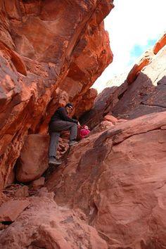 Angel Pass Red Rock Canyon Las Vegas