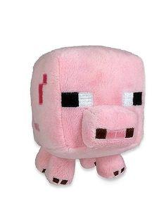 "Minecraft 7"" Baby Pig Plush (Each)"
