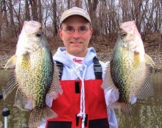 Catch More Cold-Water Crappies this Spring - As winter fades slowly into spring, crappies and other panfish begin a predictable transition from thermally stable, deep water basins towards warming shallows ... Lowrance​ Humminbird​  http://www.odumagazine.com/catch-more-cold-water-crappies-this-spring/