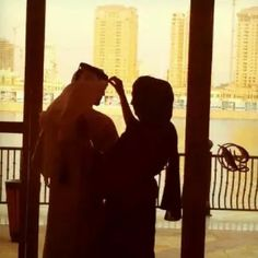Image uploaded by η♡. Find images and videos about couple, islam and arabic on We Heart It - the app to get lost in what you love.