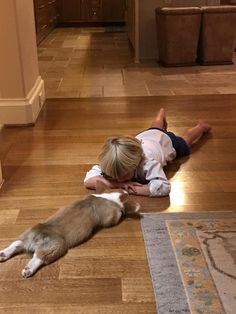 The Queens corgis — Two sploots and true love at...