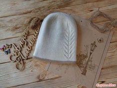 . Двусторонняя шапочка