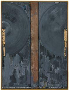 Jasper Johns: Device (1962)
