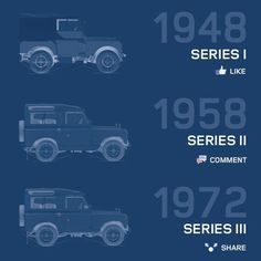Land Rover Series.
