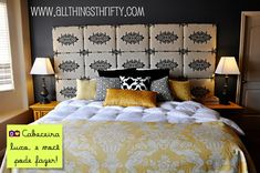 dcoracao.com - blog de decoração: , cabeceira da cama