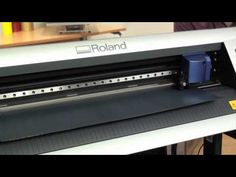 Vinyl Cutter Video Training - US Cutters - YouTube