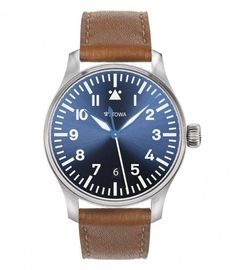 Stowa Flieger Blue Limited - front