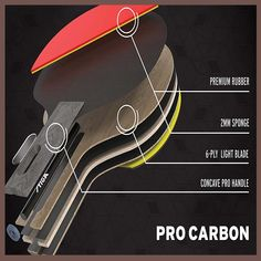 carbon table tennis bat - Google Search Table Tennis Bats, Table Tennis Racket, Butterfly Table, Ping Pong Paddles, Ping Pong Table, Fun Games, Carbon Fiber, Play Table, Rackets