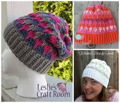 Tutti Fruit Hat free pattern by Pink Snail Boutique exclusively on Cre8tion Crochet