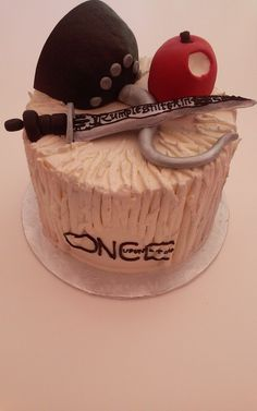 Once Upon A Time Birthday Cake - SweetPea Cake & Cupcake Boutique