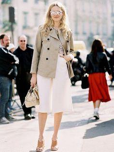 LOOK   Trend: Culottes - como usar?