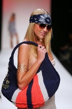 #crochet #summer #bag