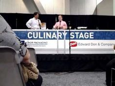 "I had the opportunity to meet and record an appearance of the hearty boys, while at the Catersource event in Las Vegas! The Hearty Boys, Dan Smith and Steve McDonagh, are nationally recognized television hosts, trend-setting caterers, dynamic restaurateurs, and esteemed cookbook authors with little more than ""accidental food expertise."" In 2005,..."