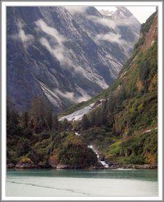Tracy Arm Pjord, Alaska Copyright: MB White
