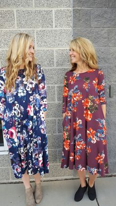 Bring on all the Fall Florals!