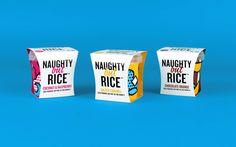 Naughty but Rice « Creative Agency, Branding & Packaging Design | Leeds
